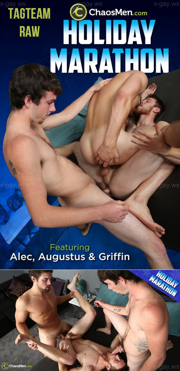 ChaosMen – Alec & Augustus & Griffin: TagTeam RAW