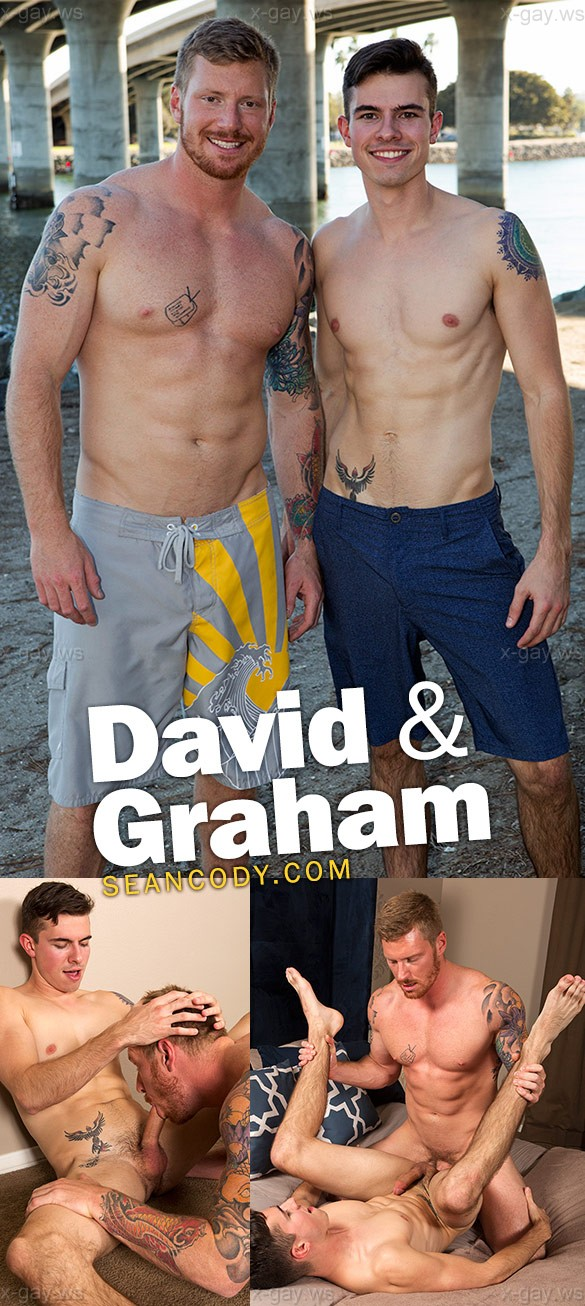 SeanCody – David & Graham: Bareback