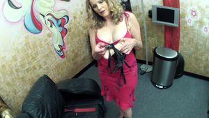 Sissy Training with Mistress V