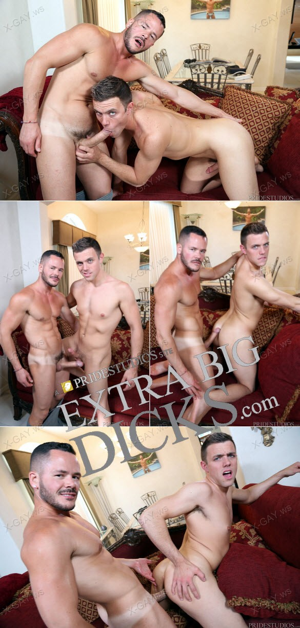 ExtraBigDicks – Valentin Petrov & Derek Scott