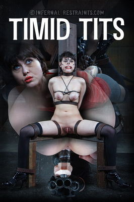 Infernal Restraints - May 8, 2015: Timid Tits | Audrey Noir