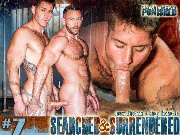 C1R – Jason Phoenix & Shay Michaels