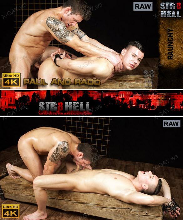 Str8Hell – Paul Hunter & Rado Zuska, RAW