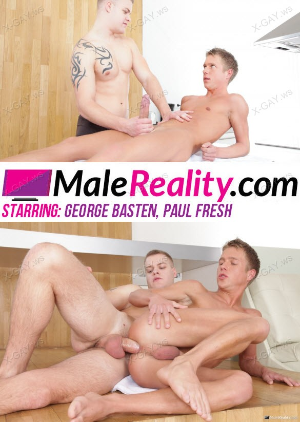 MaleReality – George Basten & Paul Fresh