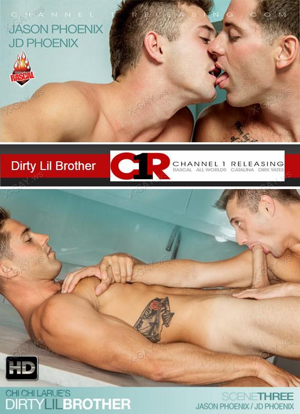 C1R – Jason Phoenix & J.D. Phoenix in Dirty Lil Brother, Scene #3