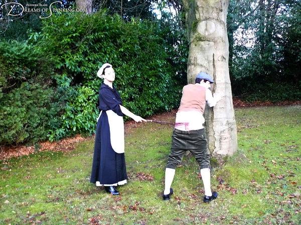 The Undergardener's Birching