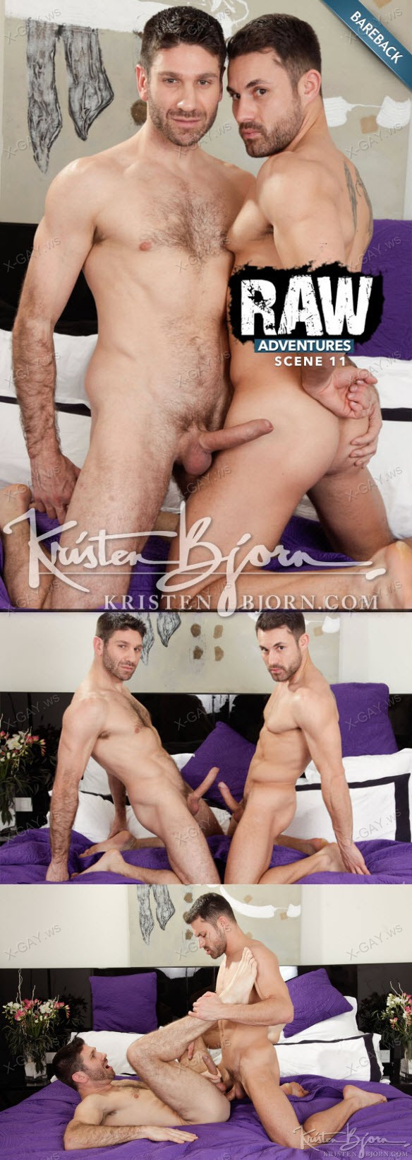 KristenBjorn: Raw Adventures (Scene 11), Chemistry (James Castle & Craig Daniel)