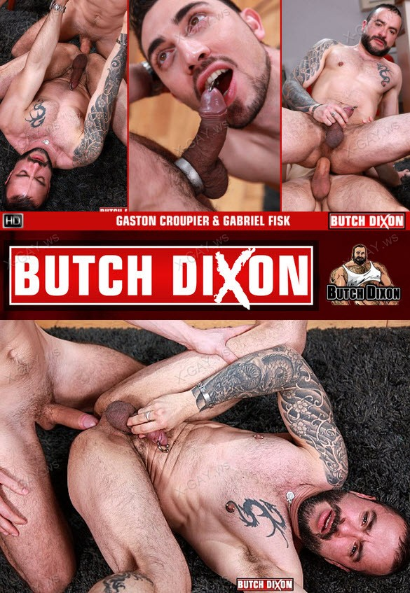 ButchDixon: Gabriel Fisk & Gaston Croupier (Bareback)