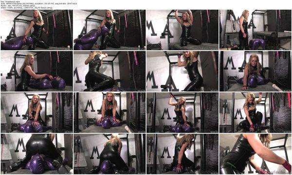FemmeFataleFilms - Ecstasy In Latex part 2