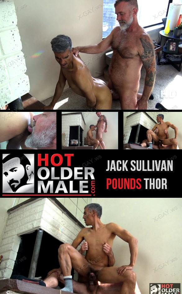 HotOlderMale: Jack Sullivan Pounds Thor