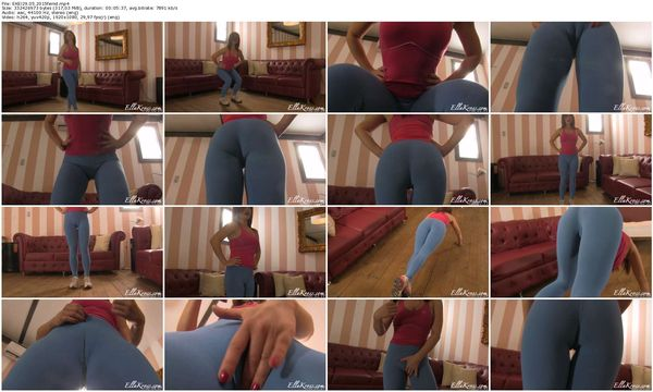 new 29.05.2015 Masturbate While I Work Out!