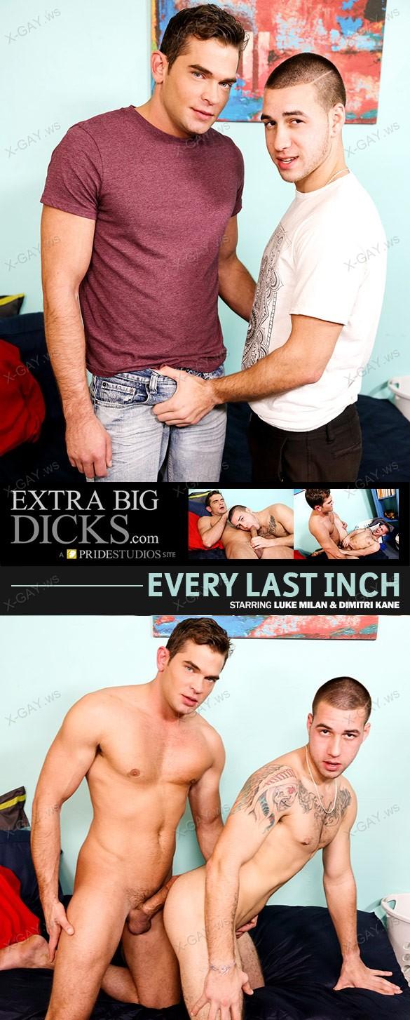 ExtraBigDicks – Every Last Inch (Luke Milan & Dimitri Kane)