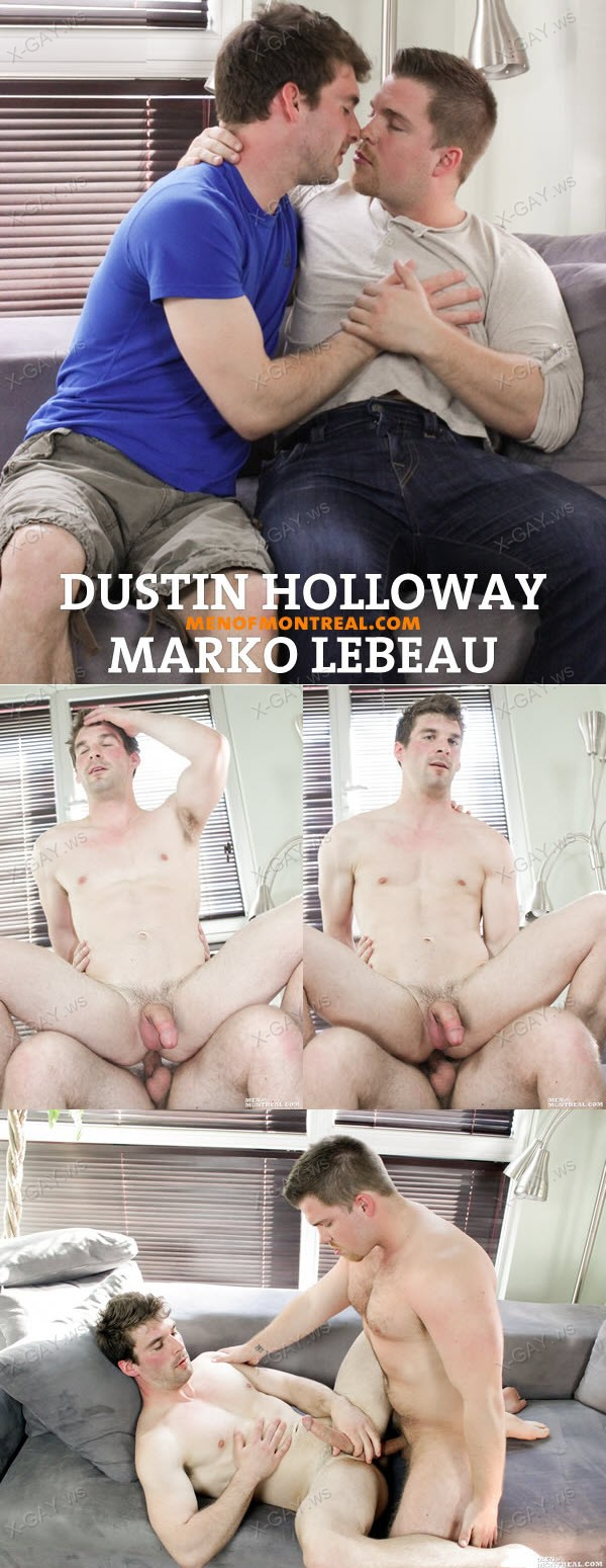 MenOfMontreal: Did You Say Straight?! (Marko Lebeau & Dustin Holloway)