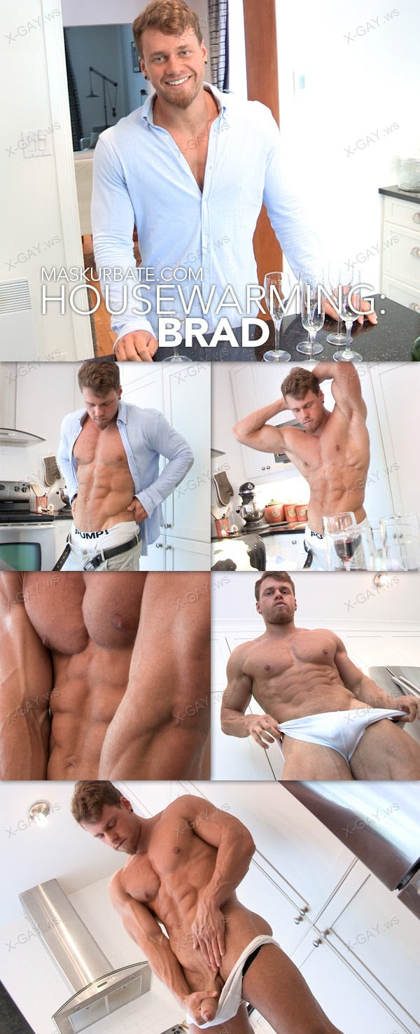 Maskurbate: Housewarming Party (Brad)