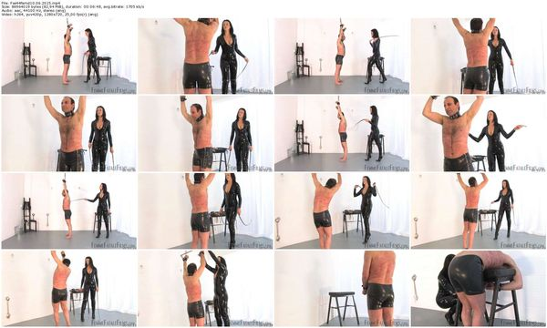 FemmeFataleFilms - Willing to Please part 1-5