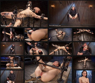 Device Bondage - Jun 12, 2015 - The Pope and Gabriella Paltrova