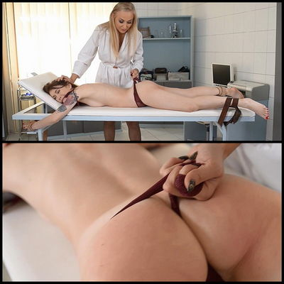 House Of Taboo - Sadistic Lady Doctor Binds And Spanks Female Patient, Part 1
