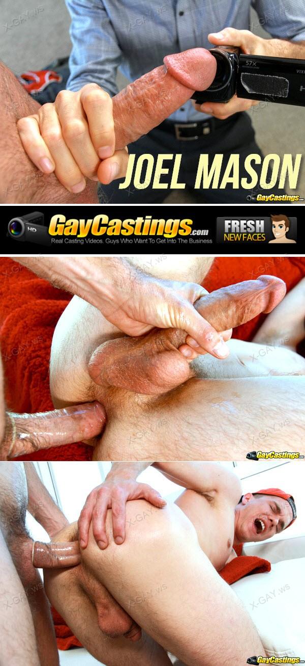 GayCastings: Joel Mason