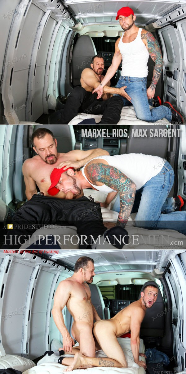HighPerformanceMen: Hitch A Ride (Marxel Rios, Max Sargent)