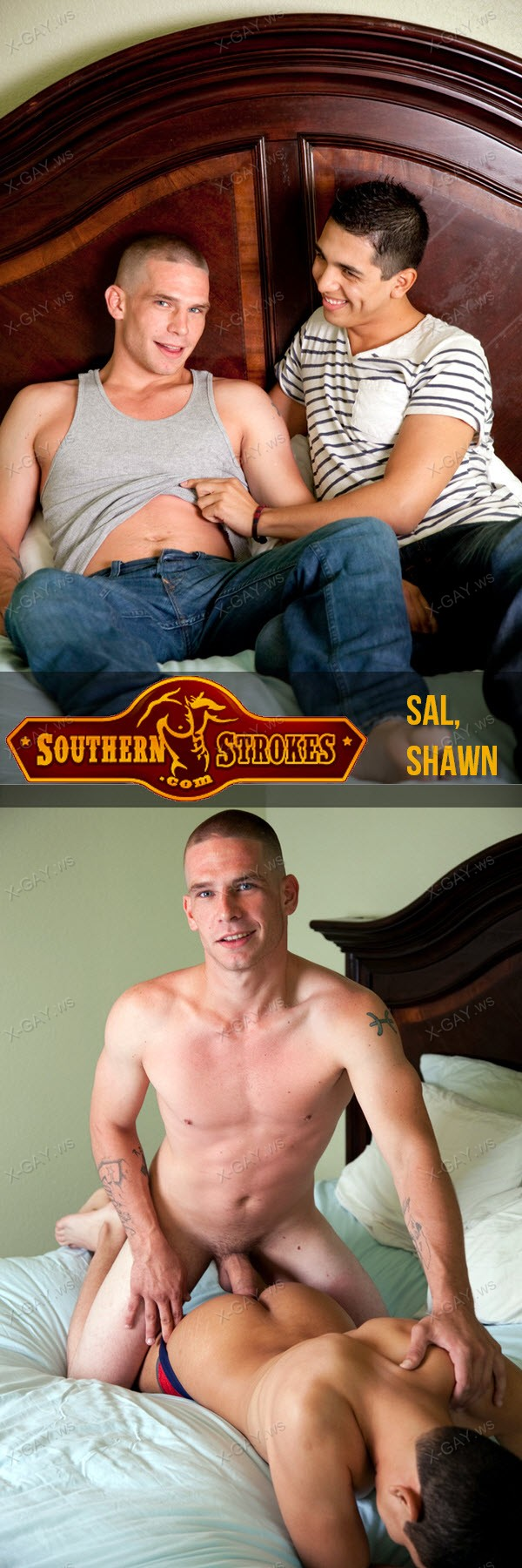 SouthernStrokes: Sal, Shawn