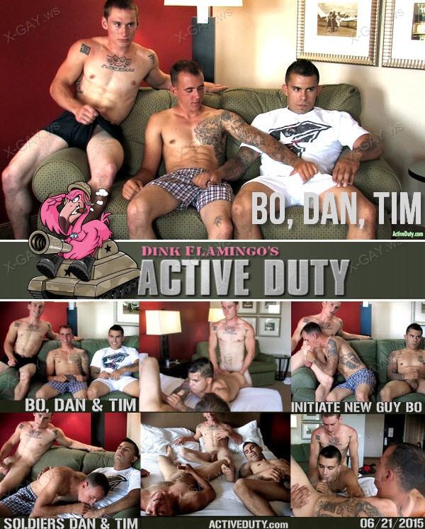 ActiveDuty: Bo, Dan, Tim