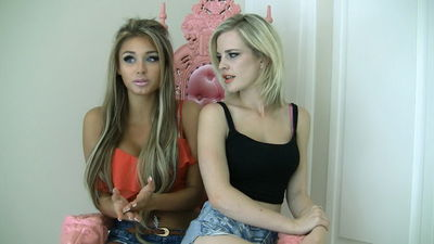 American Mean Girls - Nikkole Learns About Foot Losers Goddess Nikole, Goddess Suvana