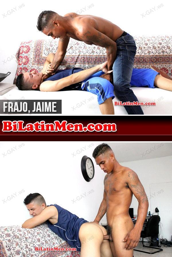 BiLatinMen: Frajo, Jaime (Bareback)