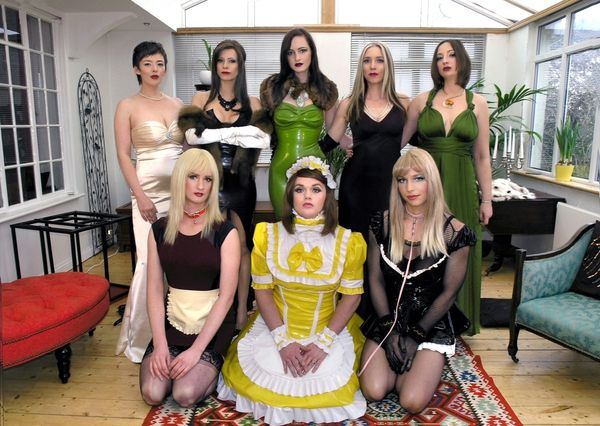 new 20.06.2015 Pretty Maid Manor Pt2 part 4
