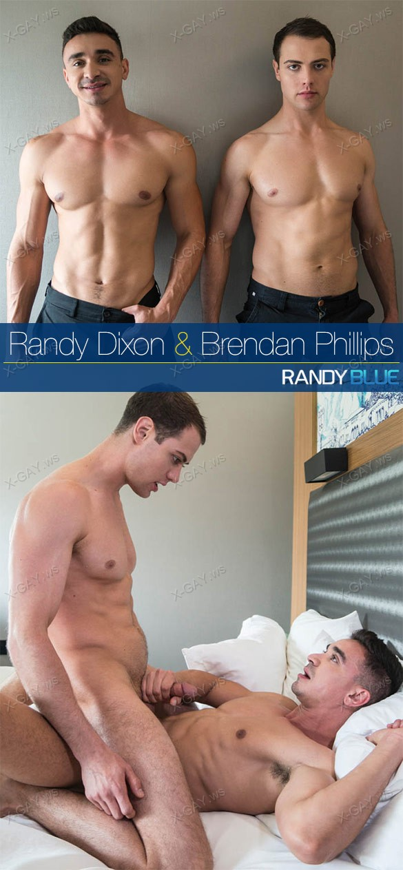 RandyBlue: Randy Dixon, Brendan Phillips (Bareback)