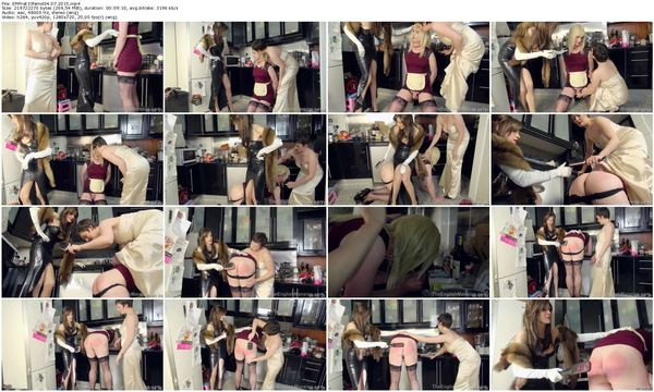 new 04.07.2015 Pretty Maid Manor Pt3 part 1