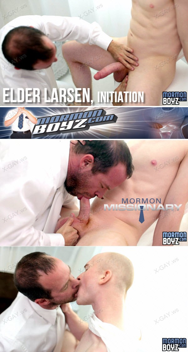 MormonBoyz: Elder Larsen, Initiation