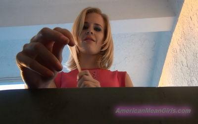 American Mean Girls - Eat Garbage Cucky
