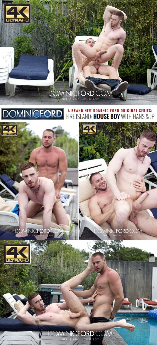 DominicFord: Fire Island: House Boy Ep. 1 (Hans Berlin, J.P. Dubois) [4K Ultra HD]