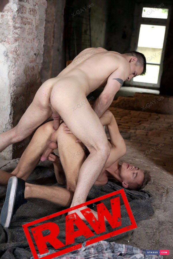 Staxus: Dick Casey, Ray Mannix (Bareback)