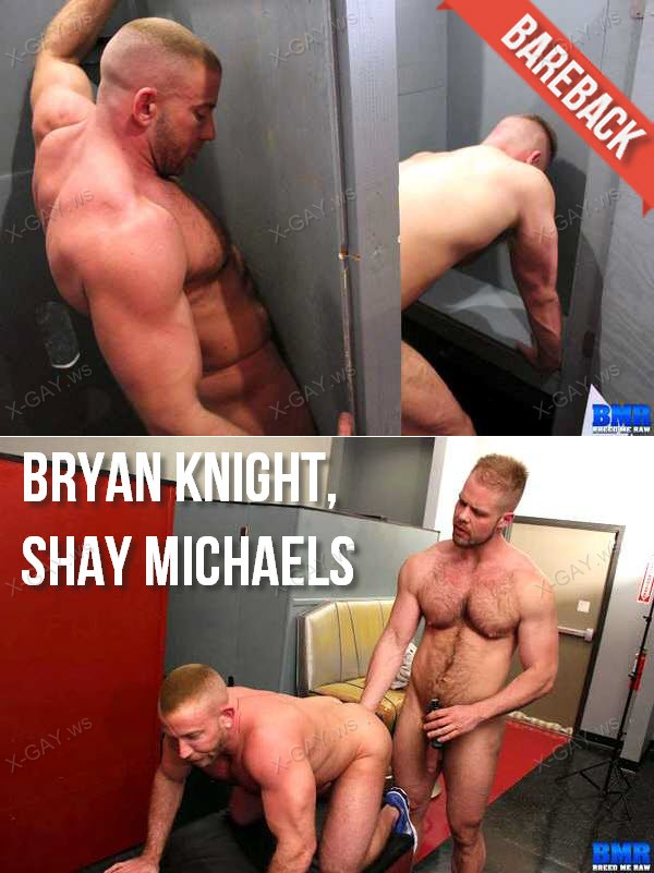 BreedMeRaw: Bryan Knight, Shay Michaels (Bareback)