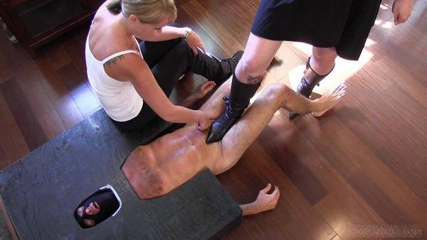 Imprinting His Cock
