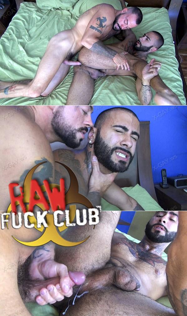 RawFuckClub: Rikk York, Sean Duran (Bareback)