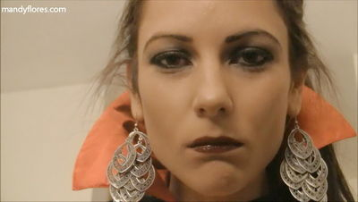 Mandy Flores - #174 Lipstick Vampire