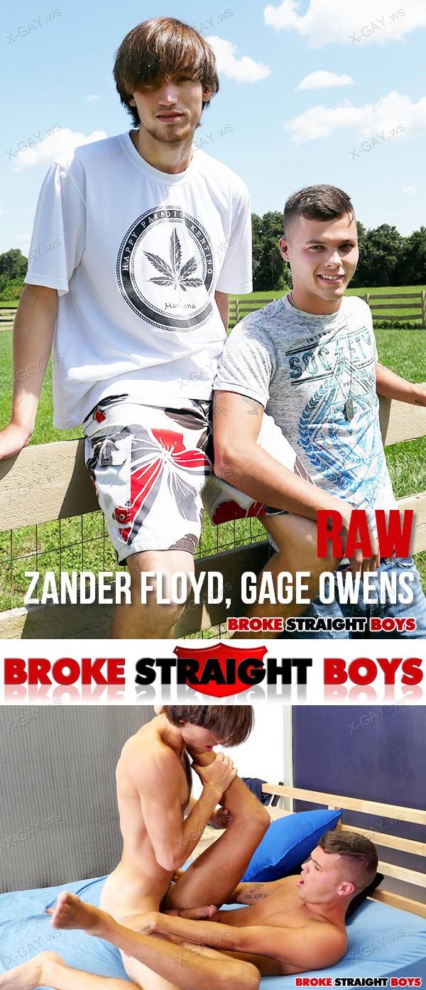 BrokeStraightBoys: Zander Floyd, Gage Owens (RAW)