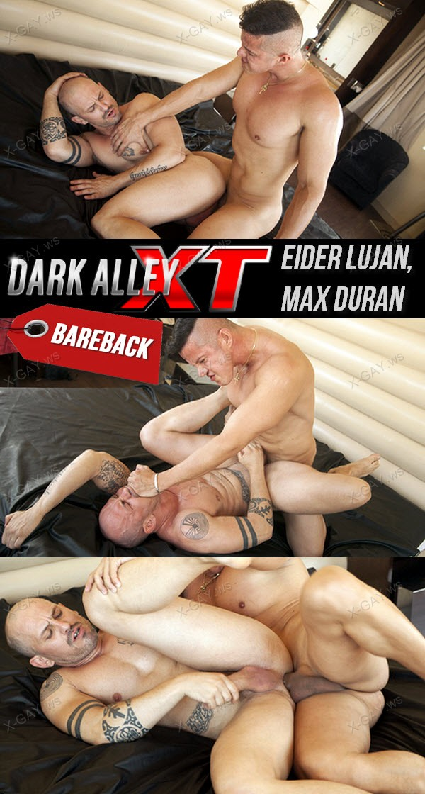 DarkRoom (Dark Alley): Wide Open (Eider Lujan, Max Duran) (Bareback)