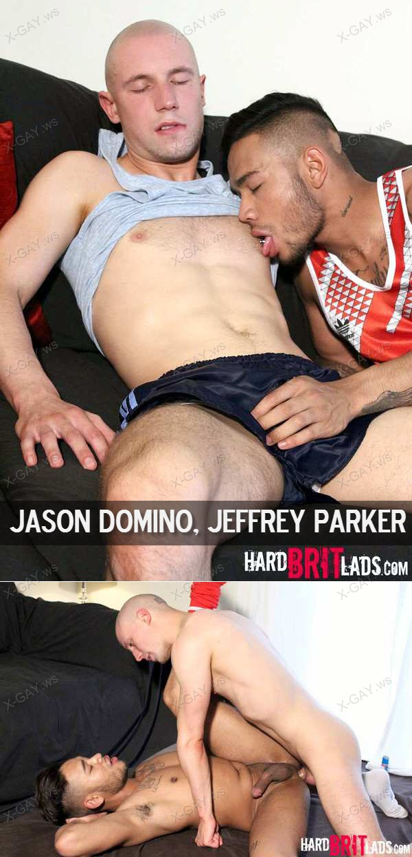 HardBritLads: Jason Domino, Jeffrey Parker