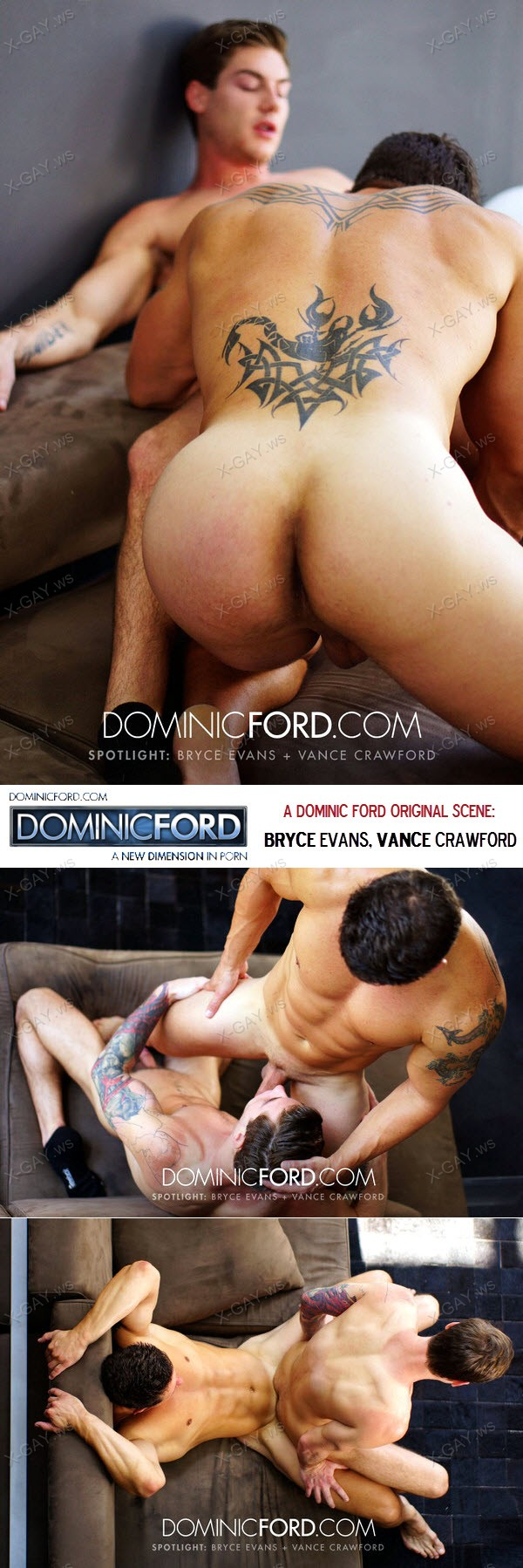 DominicFord: Spotlight (Bryce Evans, Vance Crawford)