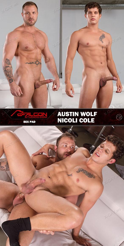 FalconStudios: Sex Pad (Austin Wolf, Nicoli Cole)