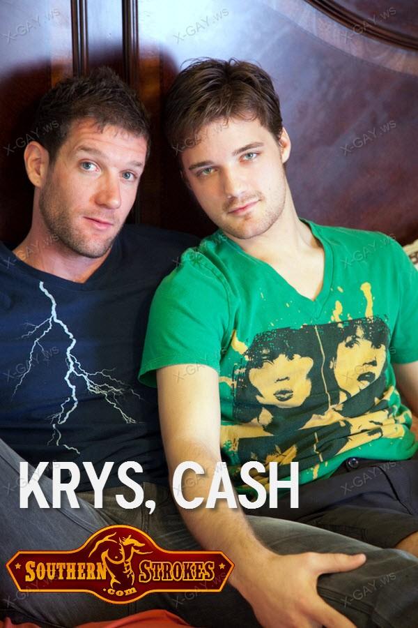 SouthernStrokes: Krys, Cash