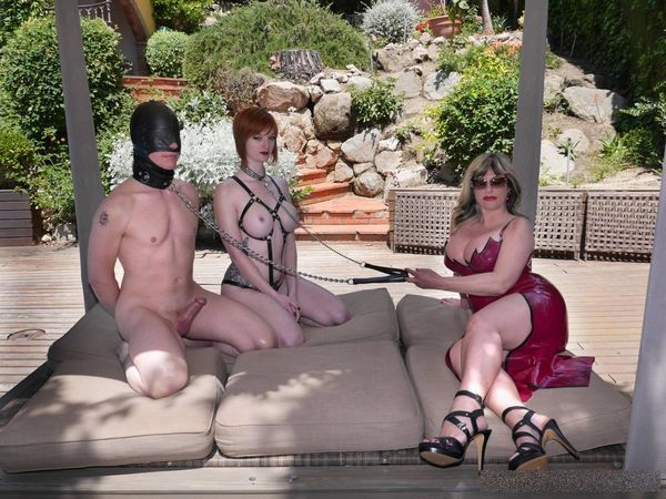 TheEnglishMansion - Lady Nina Birch, Switch Zara - Lady Nina's Sex Puppets complete