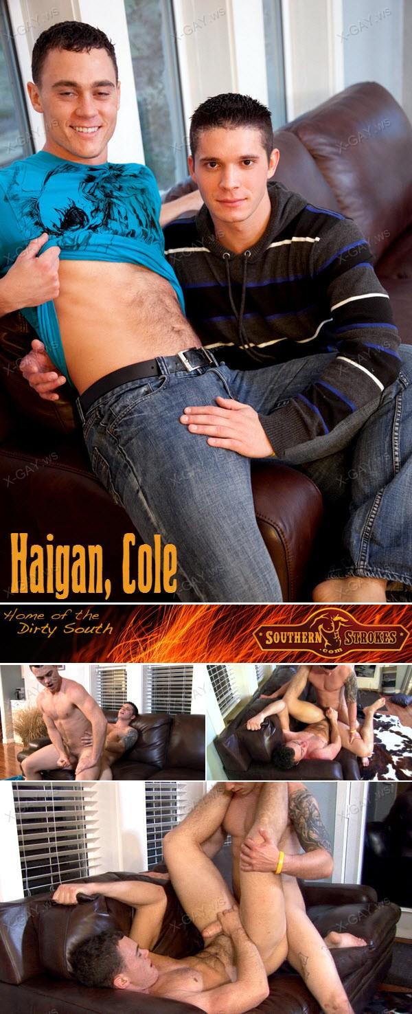 SouthernStrokes: Haigan, Cole