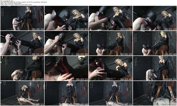 FemmeFataleFilms - Mistress Akella - Predicament Worship part 1-4 update 19.09.2015