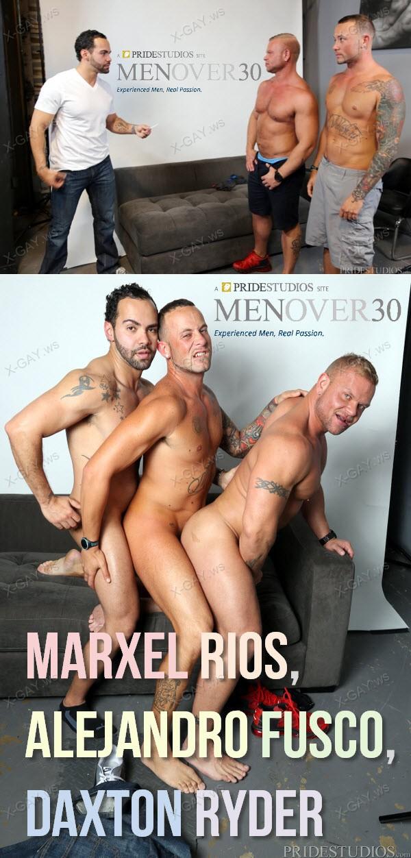 MenOver30: Broken Aperture, Part 4 (Marxel Rios, Alejandro Fusco, Daxton Ryder)