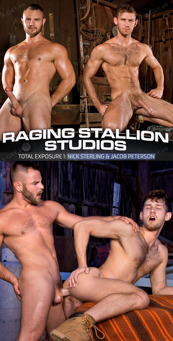 RagingStallion: Total Exposure 1 (Nick Sterling, Jacob Peterson)