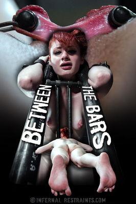Infernal Restraints - Sep 25, 2015: Between the Bars   Violet Monroe